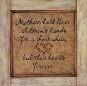 Mothers Hold