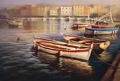 Harbor Morning I