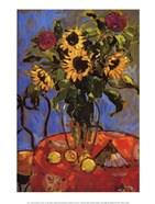 Protea Sunflower and Lemon