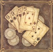 Poker - Nines and Fives
