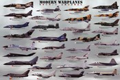 Modern Warplanes