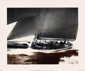 Mariner's Museum - Rainbow's Run 1934 Vintage Maritime