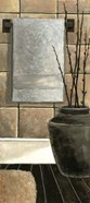 Modern Bath Panel II