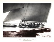 Rainbow&#39;s Run 1934 Vintage Maritime