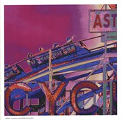 Ride the Cyclone in Pink
