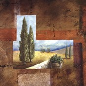 Tuscan Collage I