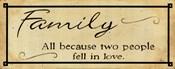 Vintage Family