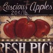 Luscious Apples