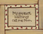 My Greatest Blessings