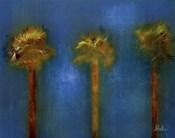 3 Palms I