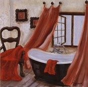 Antique Bath II