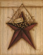 Welcome Barn Star