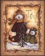 Snow Folk Joy