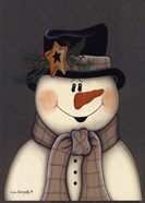 Star Snowman