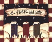 All Flakes Welcome