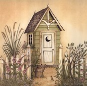 Cottage Outhouse II