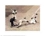 Jackie Robinson Stealing Home, May 18, 1952