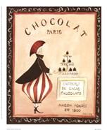 Chocolat, Paris