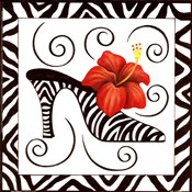 Shoe Hibiscus