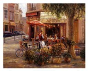 Cafe Corner, Paris