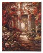 Crimson Courtyard
