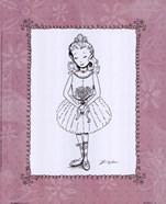 Pink Ballerina 2