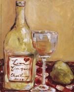 Picnic With Chardonnay