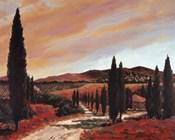 Tuscan Sunset II