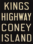 Kings Hwy/Coney Island