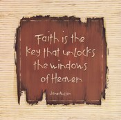 Faith Is The Key