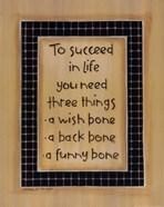 To Three Things