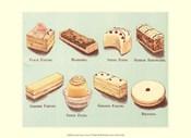 Fanciful Cakes & Tarts I