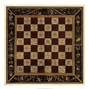 Antique Gameboard I