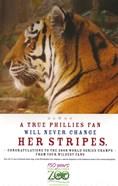 A True Phillies Fan - Philadelphia Zoo