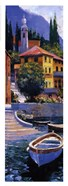 Lake Como Crossing Panel I
