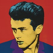 James Dean, Ritratto Color