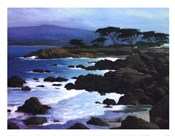 Coastline At Pacific Grove