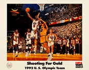 Shooting for the Gold (1992 US Olympic Basketball)