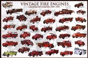 Vintage Fire Engines