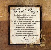 The Lord&#39;s Prayer