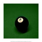 8 Ball on Green