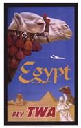 Egypt - Fly TWA