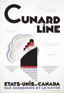 Cunard Line - Canada