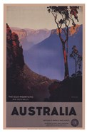 Austrailia - Blue Mountains
