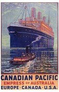 Canadian Pacific - Empress of Australia