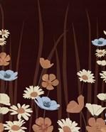Chocolate Daisy Meadow