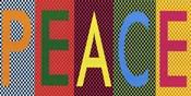 Peace - Bright Colors