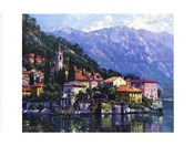 Reflections of Lake Como