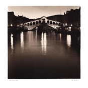 Ponte Rialto di Notte