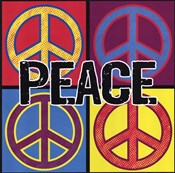 Peace - Colorful